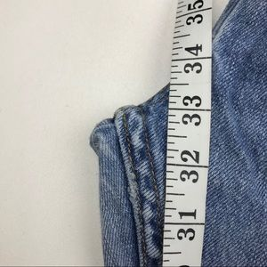 Levi's Jeans - Vintage Levi's 505 High Waist Jeans 32 Re/Done